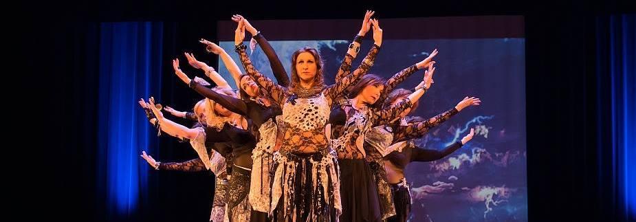 Azimés Bellydance Company - choreo Aphrodite