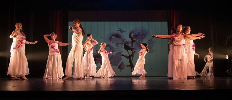 Azimés Bellydance School - choreo Batwanees Beek
