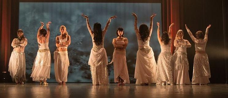 Azimés Bellydance School - choreo Goddesses