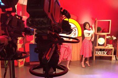 Azimés Belly dance bij Focus WTV